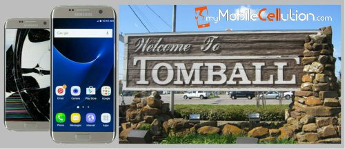 iPhone, iPad, and Samsung Cell Phone and other Tablet repair service for Tomball, TX