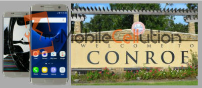 Mobile Phone and Tablet Repair Service Near Conroe, TX