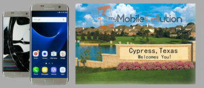 Mobile Phone and Tablet Repair Service for Cypress, TX